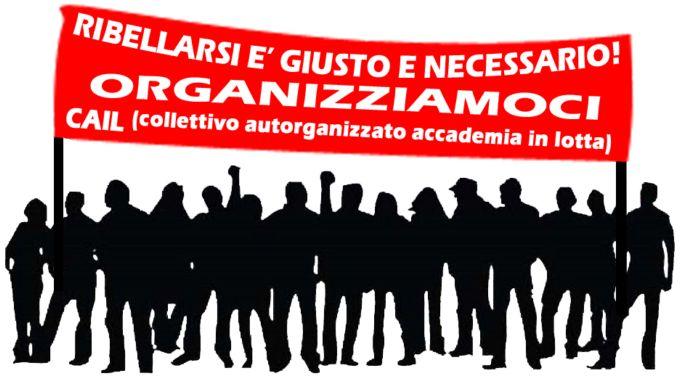 CAIL collettivo autorganizzato accademia in lotta