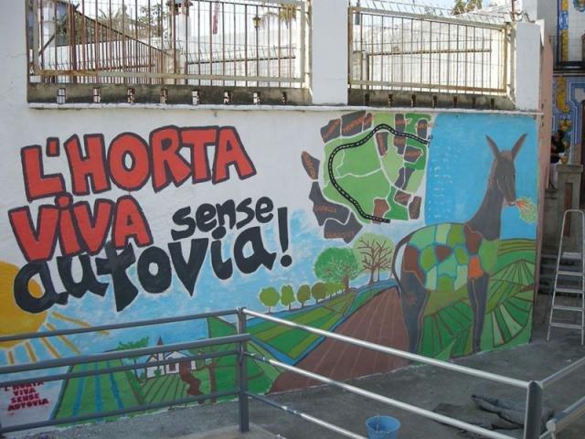 mural a Meliana