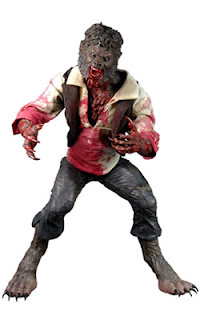Action Figure di The Wolfman