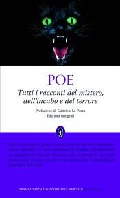 Copertina di Poe, Tutti i racconti del mistero, dell'incubo e del terrore