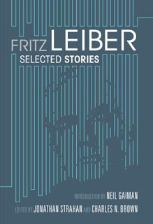 Copertina di Fritz Leiber, Selected Stories