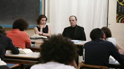 Dario Argento nella fiction Tutti pazzi per amore