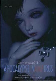 Copertina di Apocalypse Vampirus