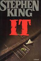 Copertina del romanzo IT di Stephen King