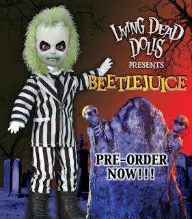 Beetlejuice Livind Dead Dolls image immagine