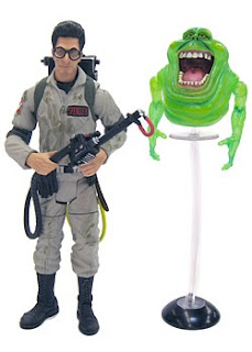 L'action figure di Egon Spengler