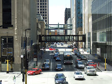 The Skyway System of Downtown Minneapolis