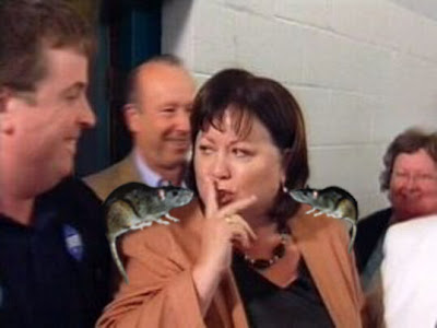 Mary Harney and the Rats