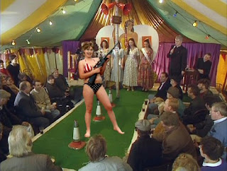 Sarah Palin visits Craggy Island for the 'Lovely Girls' Competition