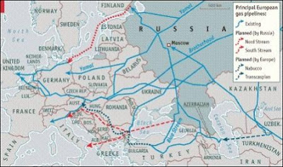 Pipelines from the Russia, Stupid