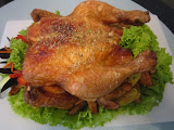 Stuffed Roasted Chicken