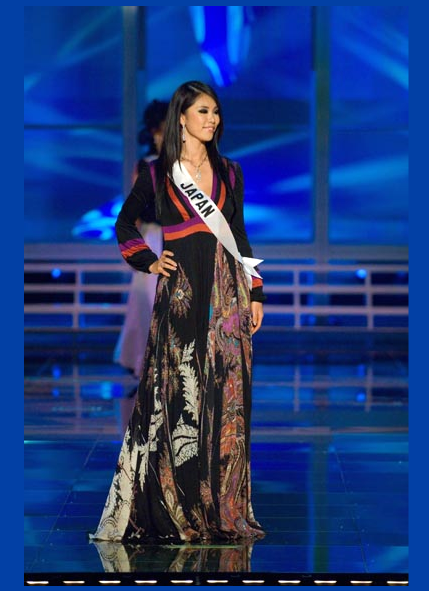 Miss Universe Blog: My comments on the Evening Gown Competition