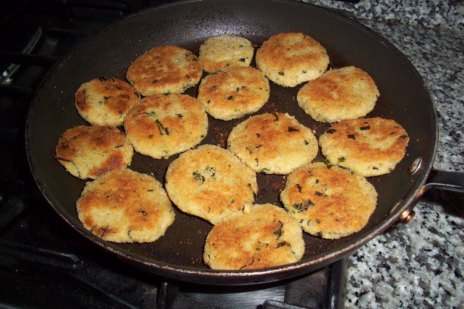 In cucina con bilib crocchette di soia for Lecitina di soia in cucina
