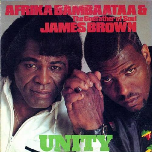 Afrika Bambaataa & James Brown – Unity  (1984)[INFO]