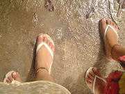 Onde pisam nossos pés?