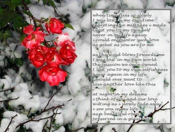 poems for lost loved ones. to all my loved ones♥