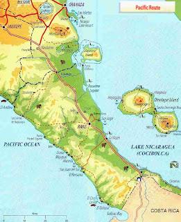 L´Ile d´Ométépé dans Ballades en Nicaragua Granada_Ometepe_Rivas_San_Juan_del_Sur_mapa