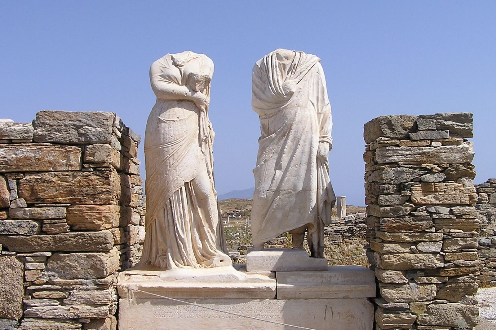 Delos,Greece