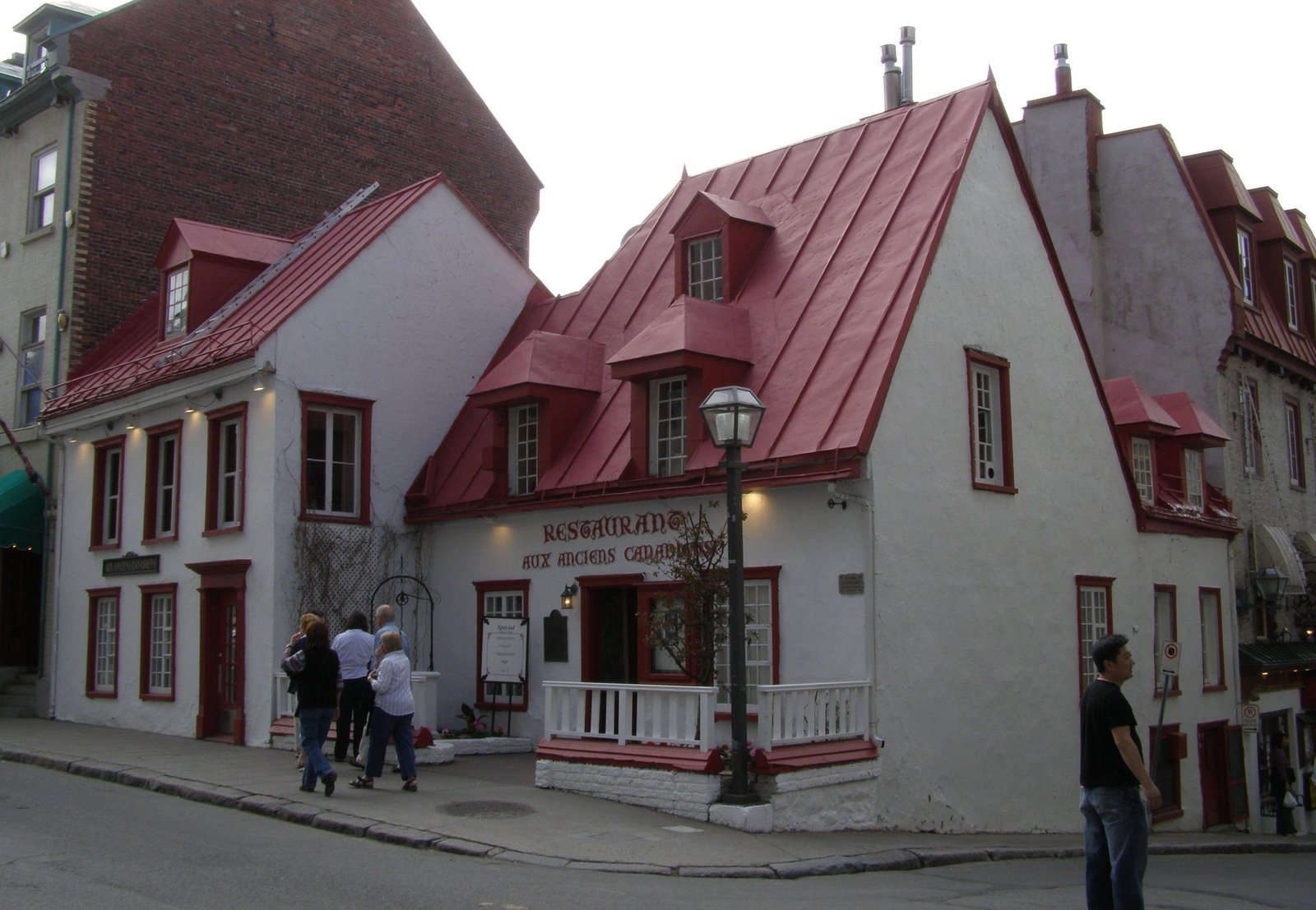 maison jacquet, quebec city