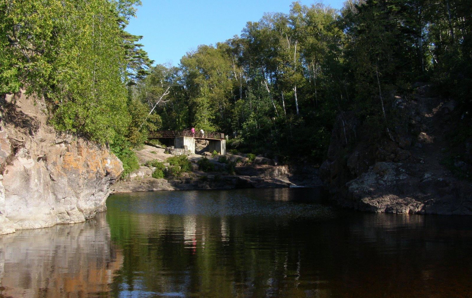 temperance river state park, minnesota