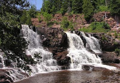 gooseberry falls state park, minnesota