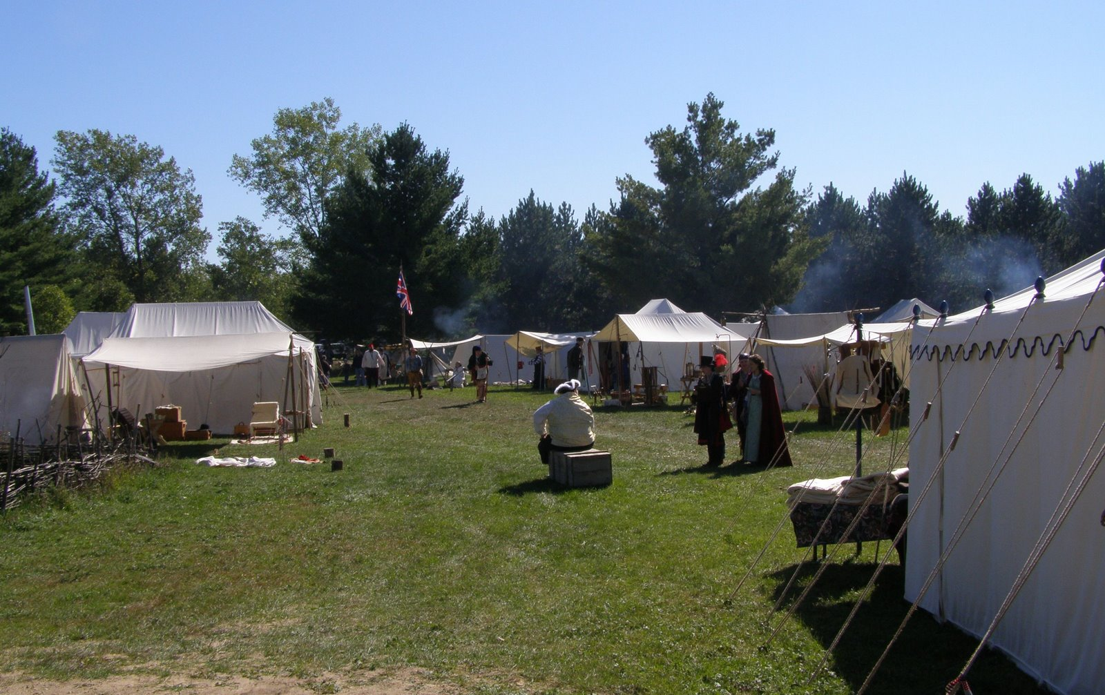 fur post trading camp