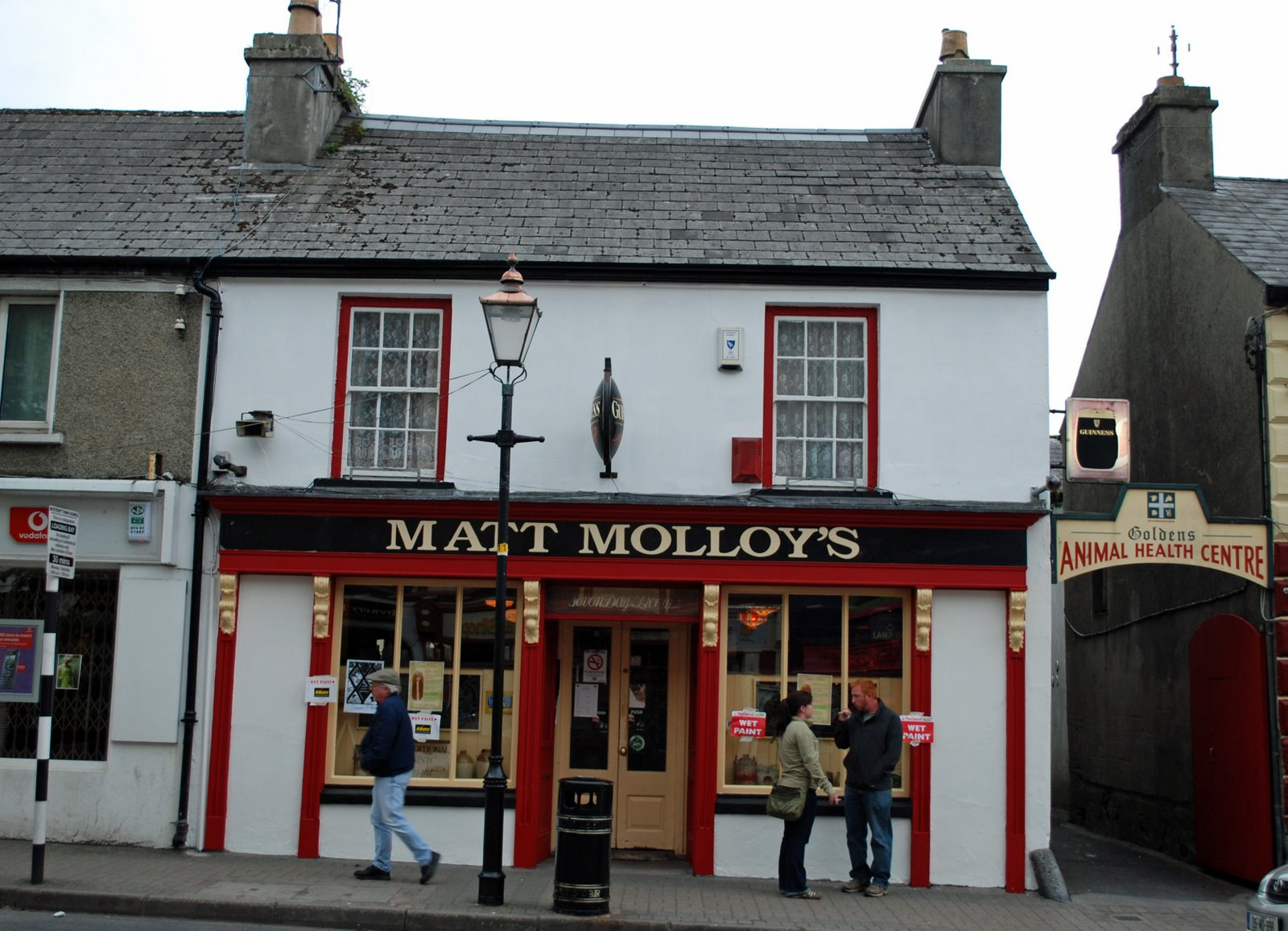 matt molloy's pub, westport, ireland