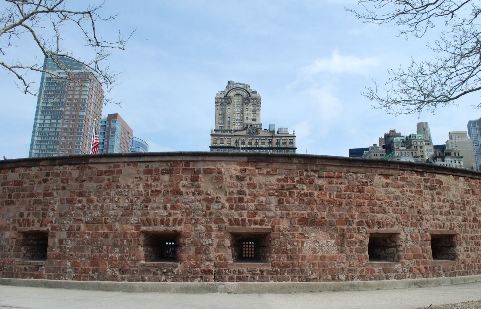Castle Clinton, Battery Park, Manhattan, New York City