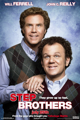 Anh Em Ghẻ - Step Brothers (2008) Poster