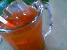 bir pletok no alcohol. enak diminum dingin dan hangat
