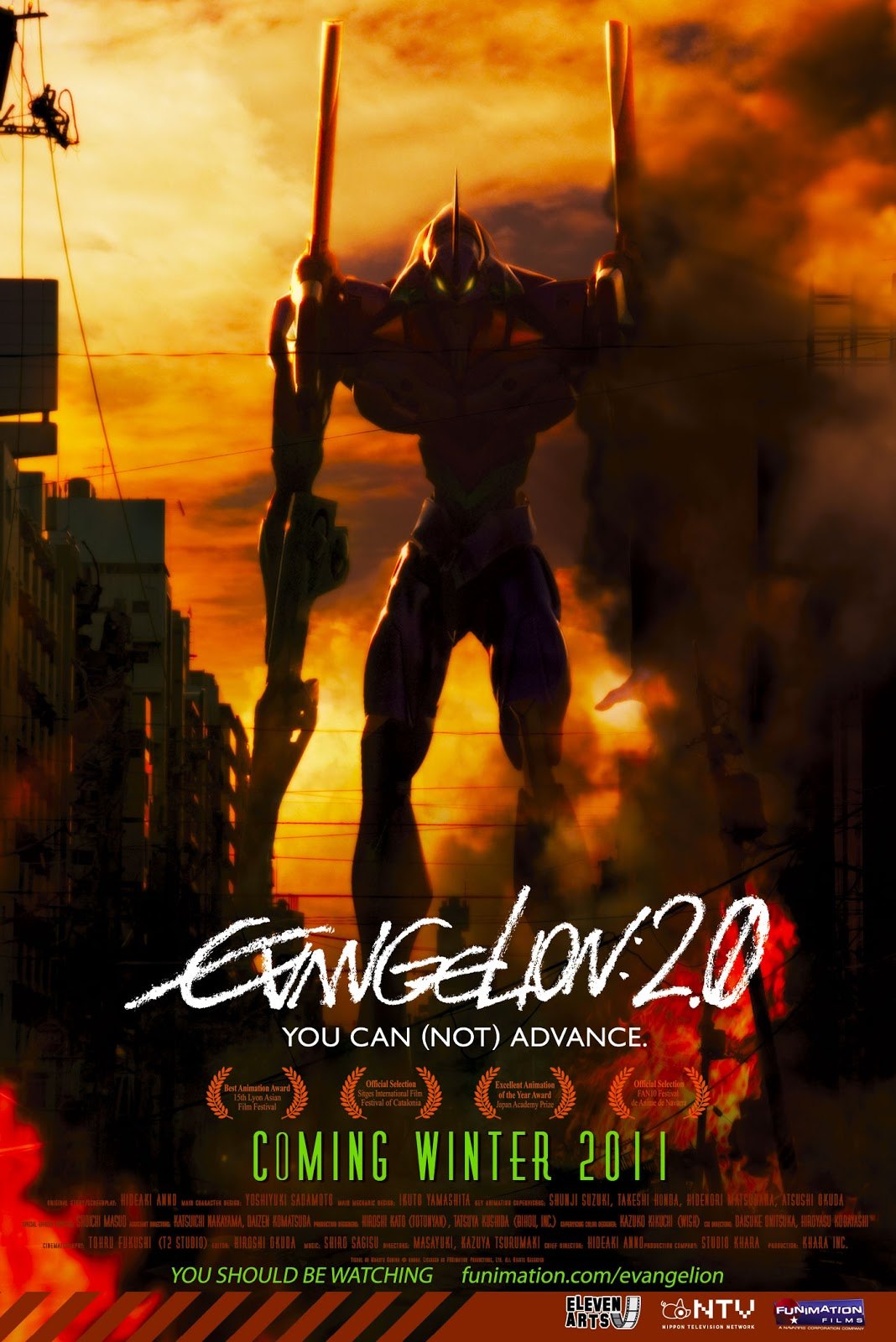 [DF] Evangelion : 2.0 You Can (Not) Advance [DVDRiP]