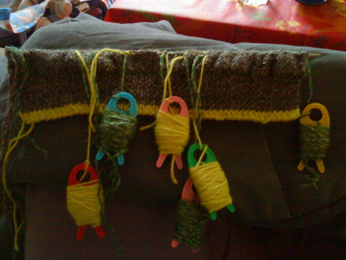 la maraude des poissons pour faire un dinosaure. Black Bedroom Furniture Sets. Home Design Ideas