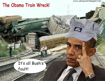 Saberpoint: Barack Obama: an Unfolding Nightmare