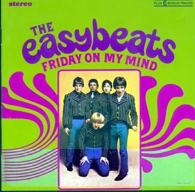 The Easybeats: Friday on my mind