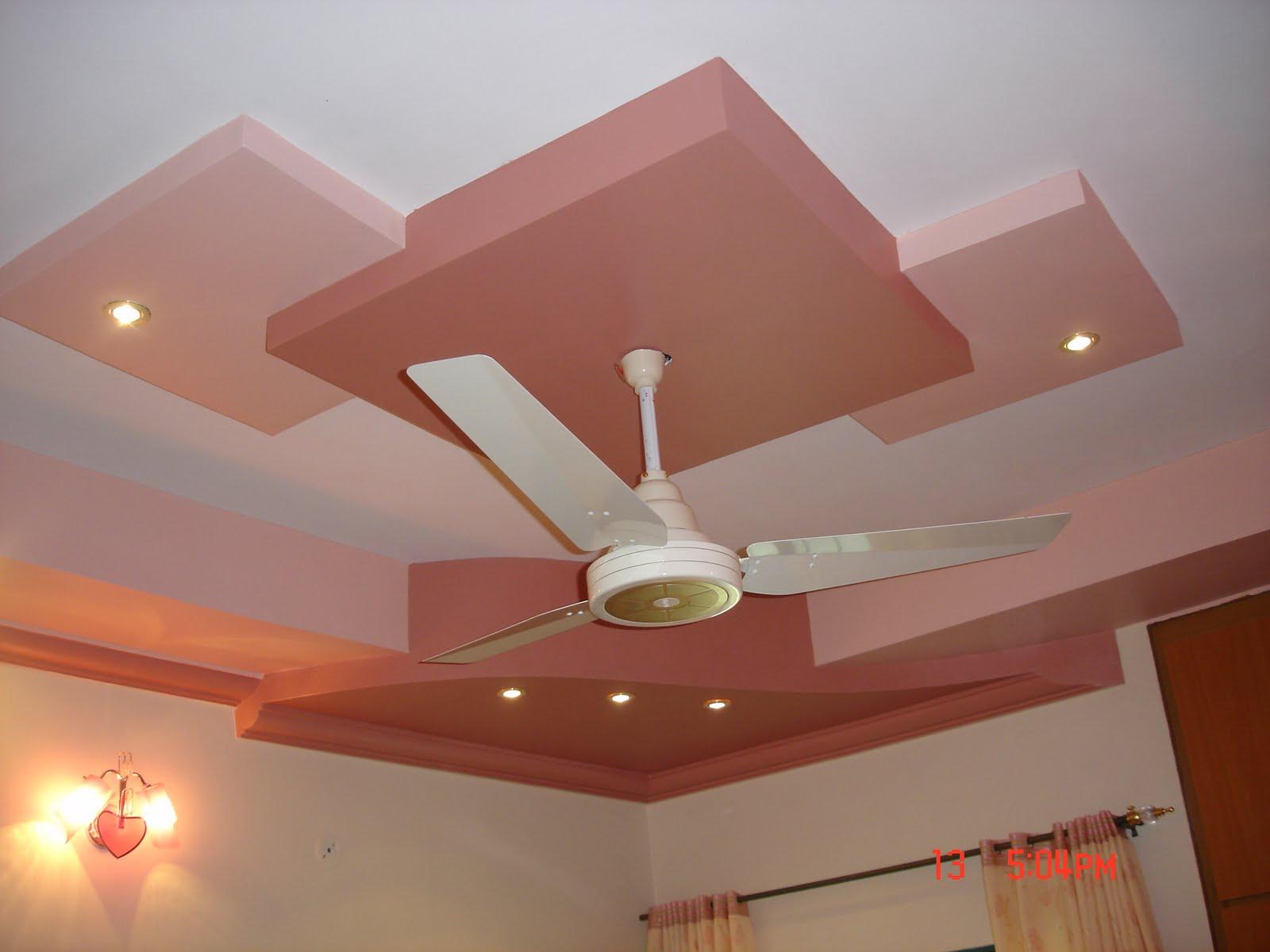 Simple Ceiling Pop Design