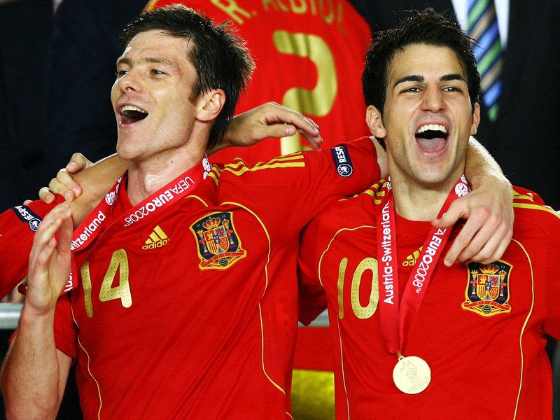 fabregas wallpapers. Cesc Fabregas Spain Wallpaper