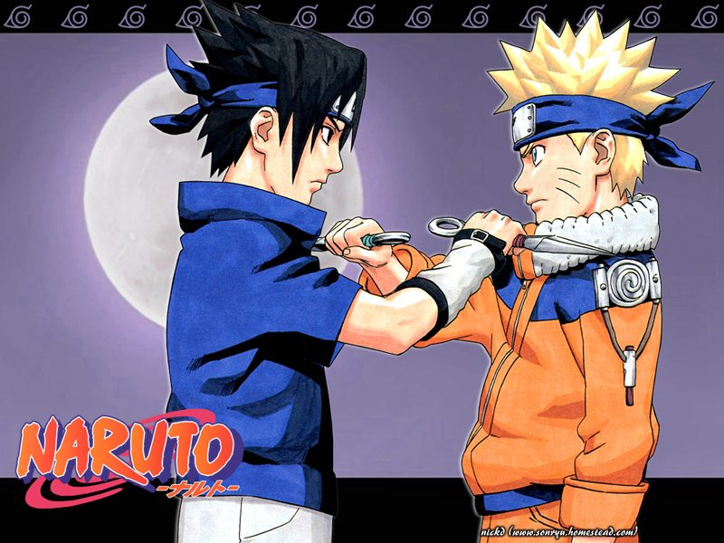 naruto and sasuke wallpaper. Naruto and Sasuke Wallpapers
