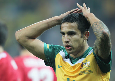 Tim Cahill Soccer Player