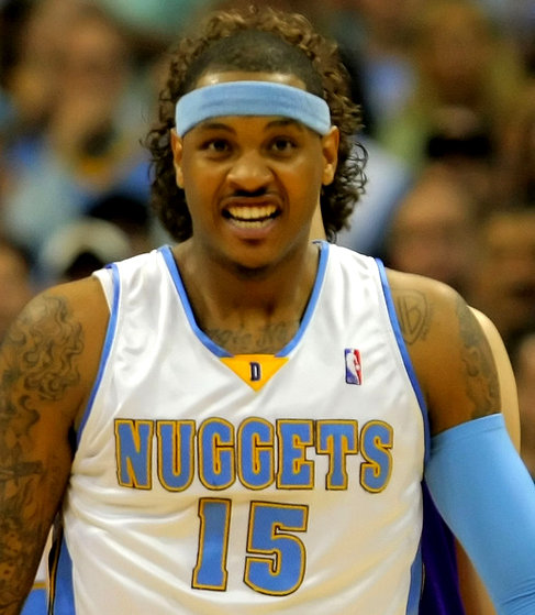 Nuggets Lose: Ultimateknicks.com Forums: Both Baron And Melo Really