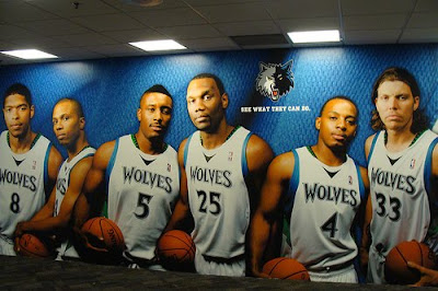 Minnesota Timberwolves Best Team