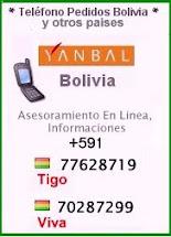 YANBAL - Pedidos é Informaciones