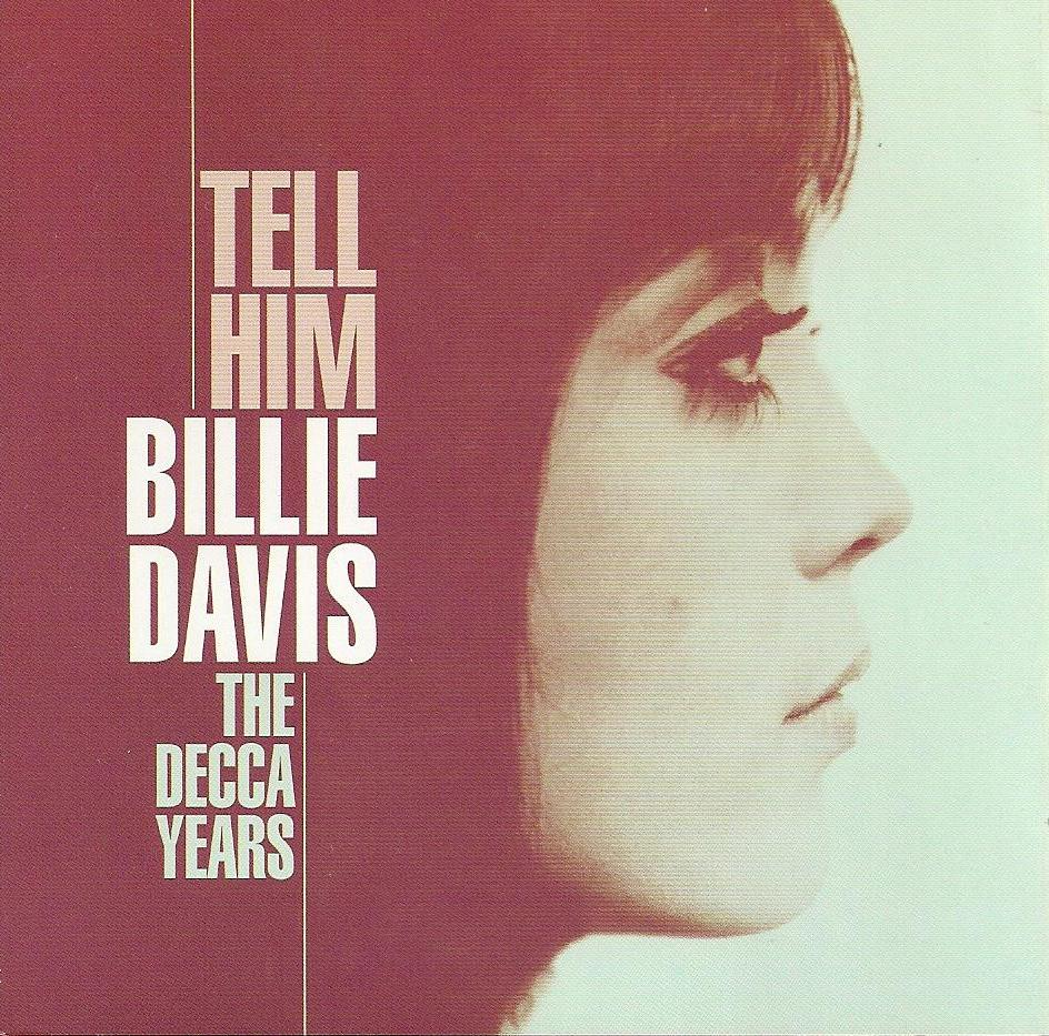 music archive billie davis tell him the decca years billie davis tell him the decca years