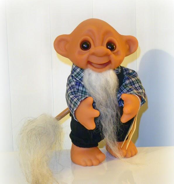 Evertroll: New Bald Headed Trolls From Dam