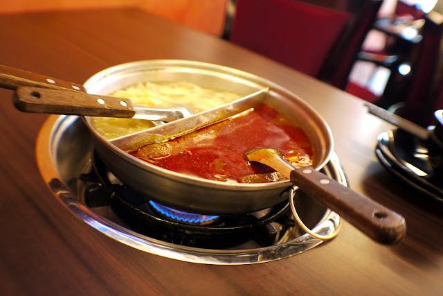 知味觀酸菜白肉鍋