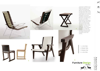 History Furniture Design on Furniture Design   Julian Koh   Furniture History