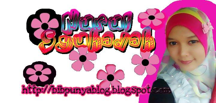 :Nurul Syuhadah: