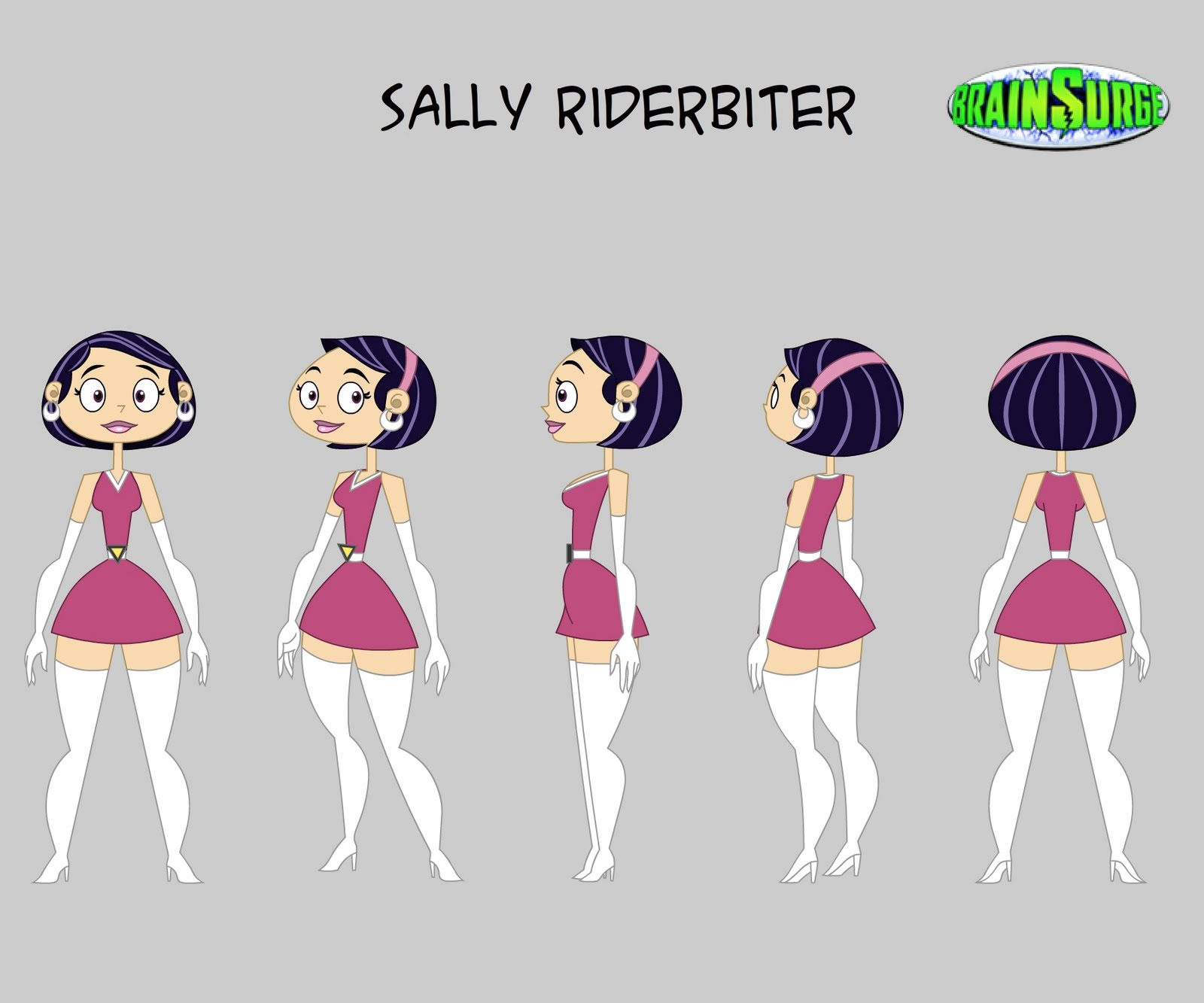 Character Design Nickelodeon : Fluid noodles character designs for nickelodeon