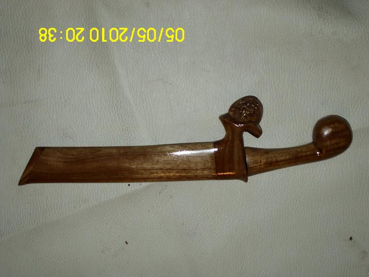 golok sembelih ulu kayu/papan chainsaw