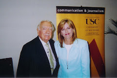 Would I Stay Late to Interview Walter Cronkite?