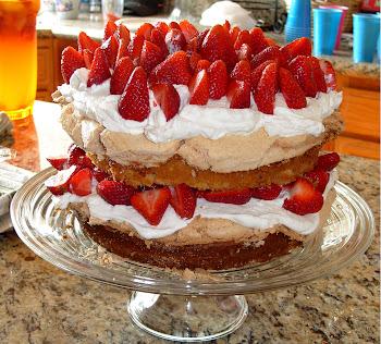 Cake! Glorious CAKE!